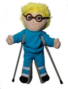 Dolls for Kids with Special Needs: They Look Like Us