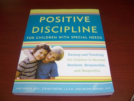 Book Review: Positive Discipline for Children With Special Needs