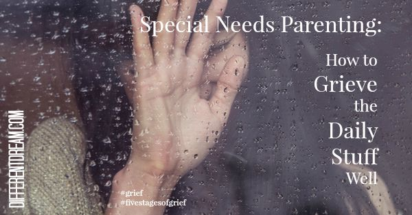How to Cope with Special Needs Grief