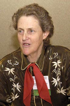 An Interview with Temple Grandin