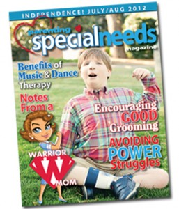 58 257x300 Parenting Special Needs, July/August 2012