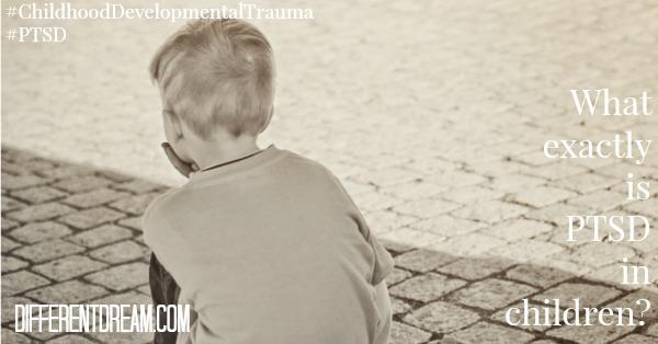 PTSD in Kids: What Is It?