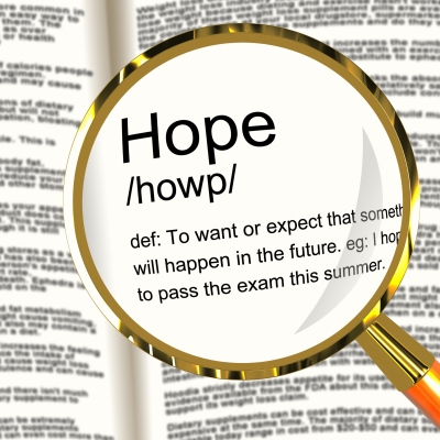 Hope in Hard Places, Part 1