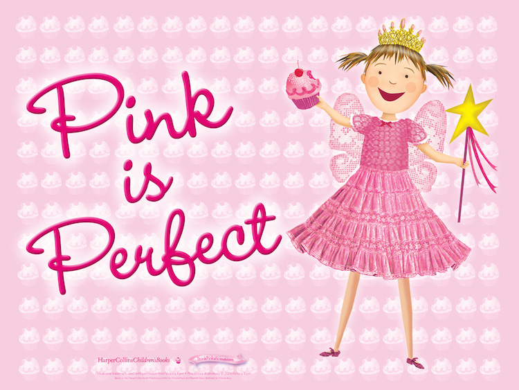 Autism Therapy the Pinkalicious Way, Pt. 2