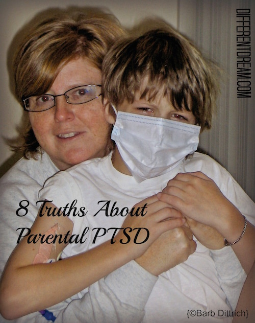 8 Truths about PTSD in Parents of Kids with Special Needs