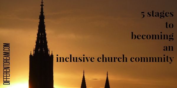 5 Tips to Help Create an Inclusive Church Community
