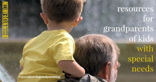 This post wraps up the Different Dream series about and for special needs grandparents by providing links to more resources about the subject.