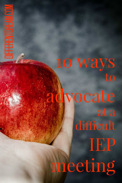 Sometimes, an IEP meeting becomes contentious when parents & educators don't agree on how to best serve a child. These 10 tips can improve outcomes.