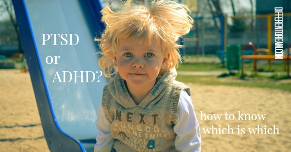 When PTSD in Children Is Misdiagnosed as ADHD
