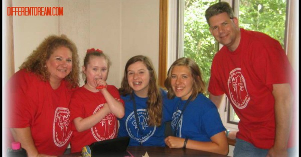 Special Needs Family Camp: A Princess, a Promise, and a Prayer