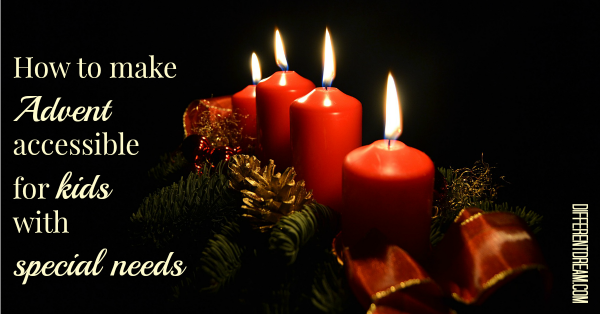 Karen Whiting offers simple tips to create a special needs advent celebration everyone in your family can enjoy.
