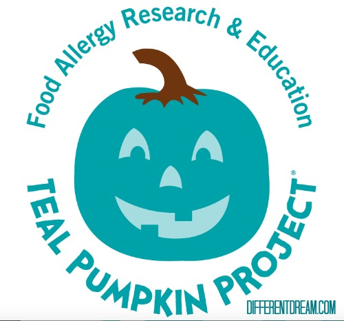 The Teal Pumpkin Project makes Halloween accessible to kids with food allergies. Jill Seaney explains how you can be part of every child's holiday fun.