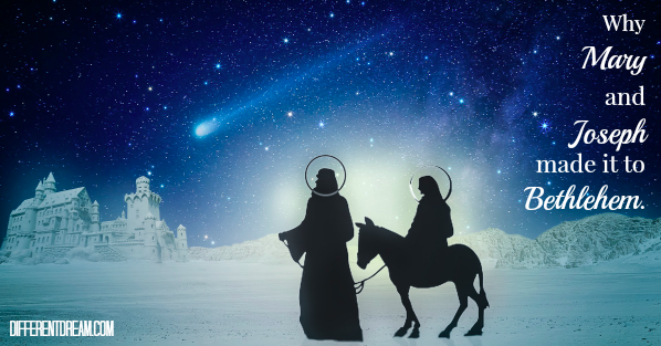 God Is With Us on the Way to Bethlehem