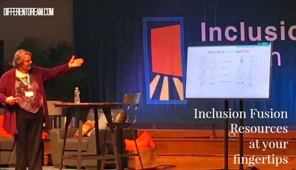 Inclusion Fusion Live at Your Fingertips