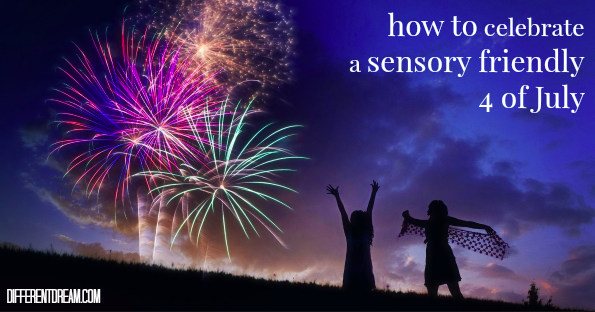 Sensory Friendly Fourth of July Tips
