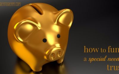 How To Fund a Special Needs Trust: A Guide for Parents