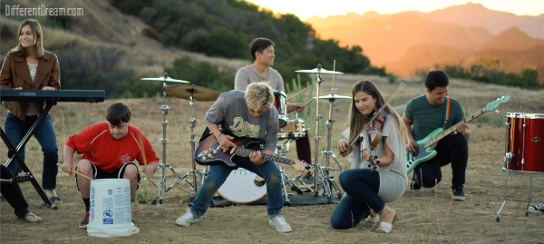 The band Hello Noon jammed out with Special Olympics athletes to create a new music video, Run Free. In this post, watch the video and learn how the project came into being.