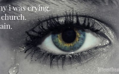 Crying When God Gives What I Need and Not What I Want