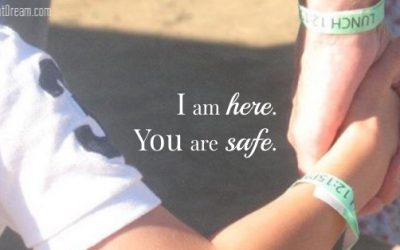 I Am Here. You Are Safe.