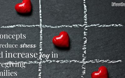 Basic Love Language Concepts to Ease Stress and Increase Joy in Caregiving Families
