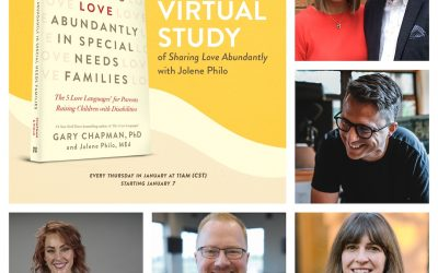 The Sharing Love Abundantly Online Study is Coming Your Way