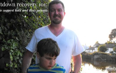 Helping Autistic Children Recover from Meltdowns